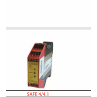 TIESE安全繼電器SAFE4.2,ECO24VAC/DC50-60Hz
