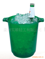 【】5L塑料冰桶,PS桶,plastic ice bucket