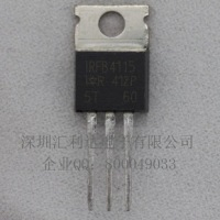 MOS场效应管 IRFB4115PBF MOSFET N沟道 150V104A TO-220